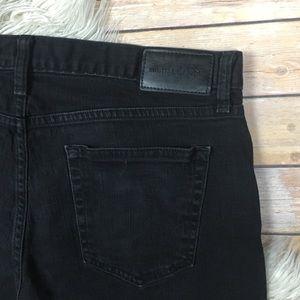 Michael Kors Jeans - Michael Kors   Distressed Denim Grant Straight Leg
